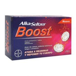 Alka Seltzer Boost