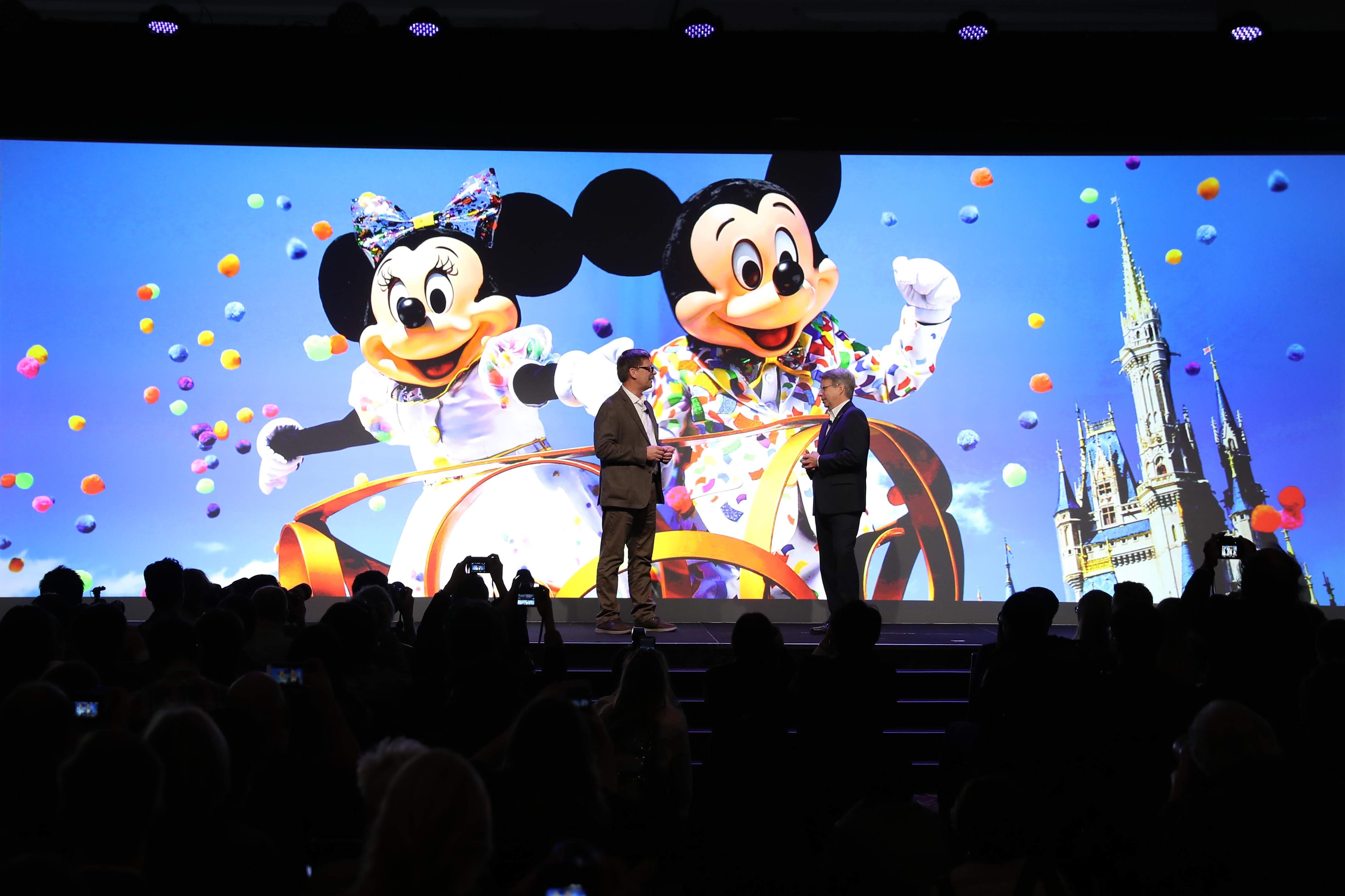 Panasonic y Disney