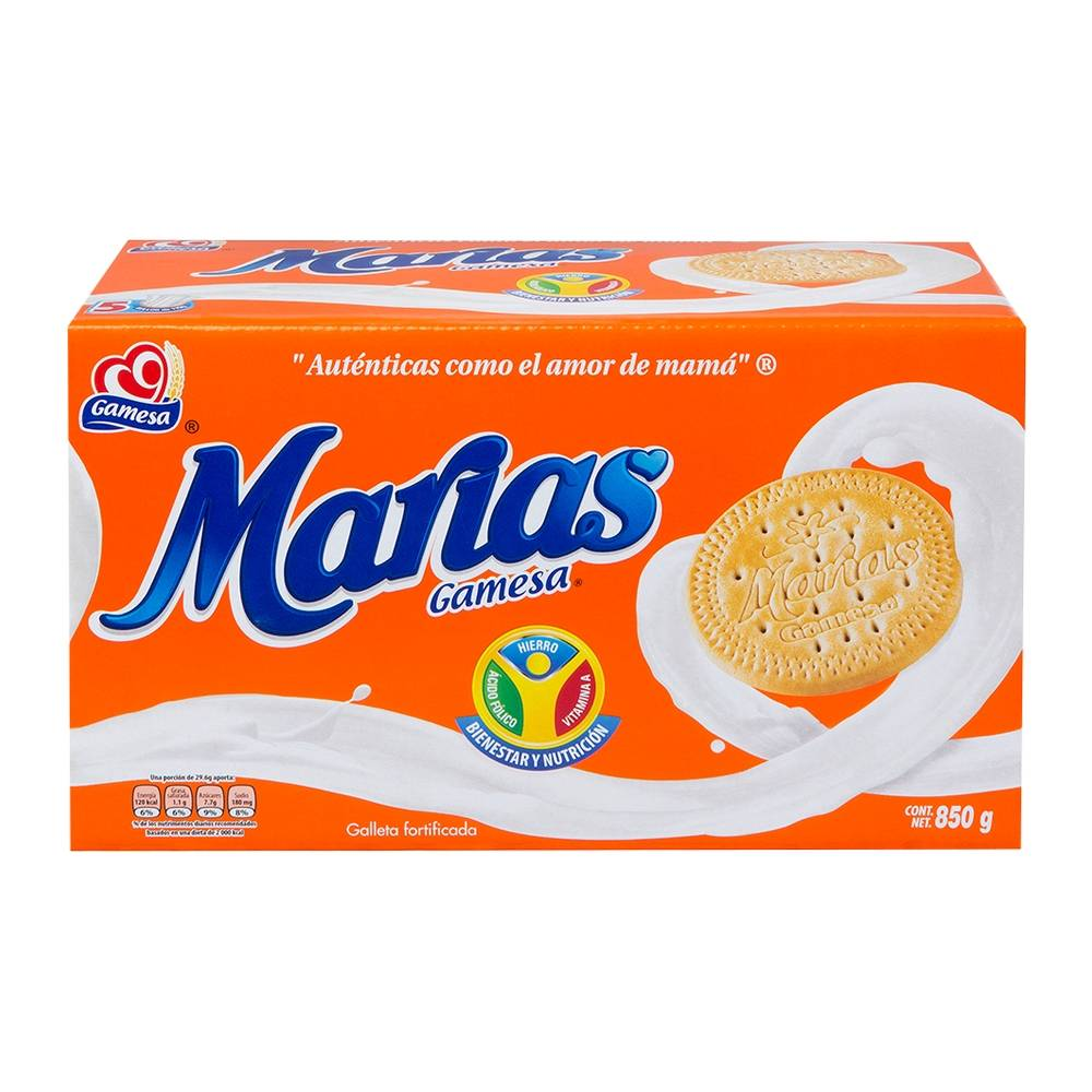 Galletas María Gamesa