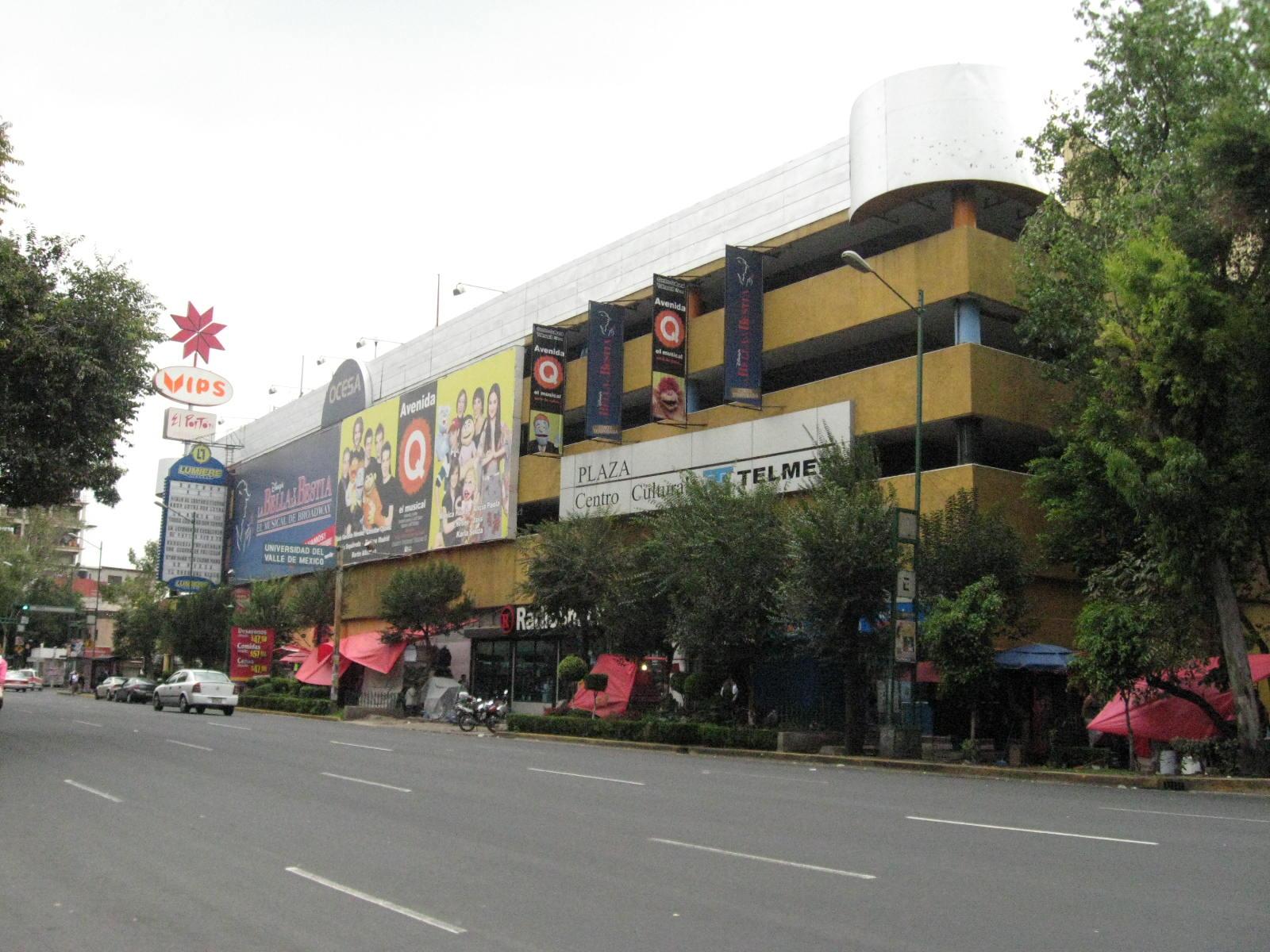 Centro Cultural Plaza Cuauhtémoc