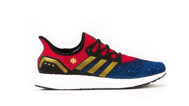 Crea Adidas nuevo calzado inspirado en Avengers: Endgame