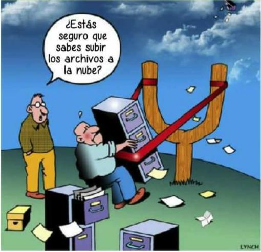 Estar En La Nube Qué Significa Revista Informabtl