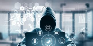 Computer Hacker, malware, virus, carding