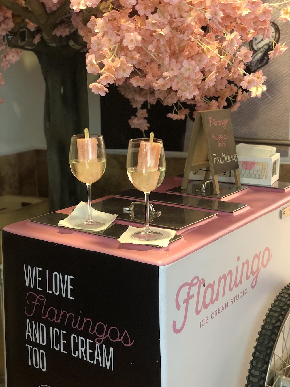 Cortesía de Flamingo Ice Cream Studio