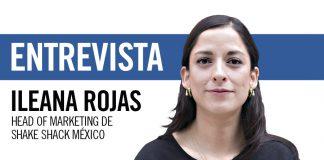 Ileana Rojas, head of marketing de Shake Shack México
