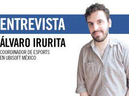 Álvaro Irurita, coordinador de Esports en Ubisoft México