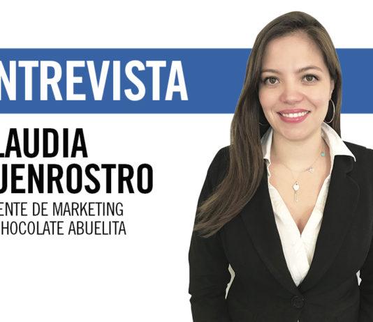 Claudia Buenrostro, gerente de marketing de Chocolate Abuelita.