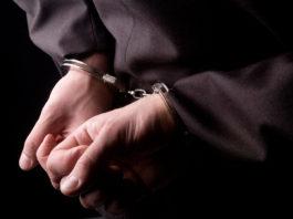 Hombre arrestado
