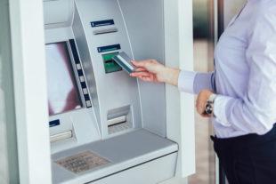 Cajero automático / Bancos