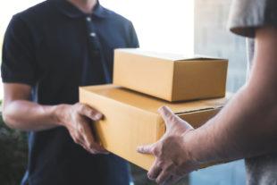 Servicio de paqueteria
