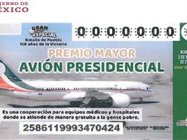 avion presidencial