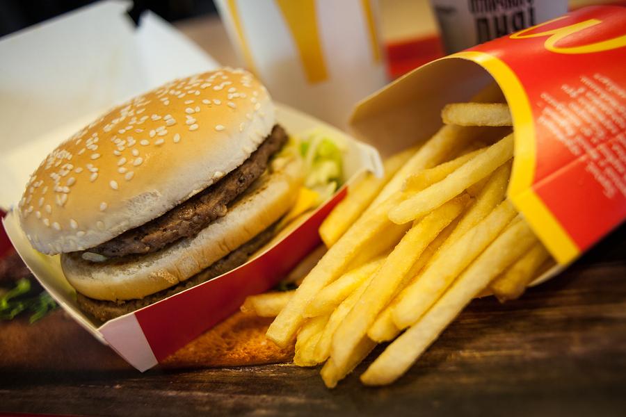 Mcdonald Ab Wann Burger