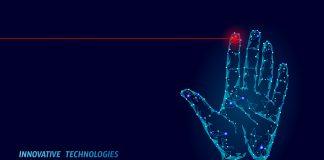 Escaneo de mano para obtención de datos biométricos