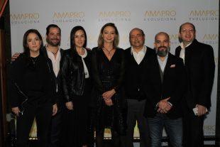Consejo directivo de la Asociación Mexicana de Agencias de Promoción