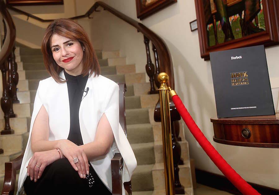 Mirta Bermudez Pineda, gerente de comunicación externa y reputación de HEINEKEN México