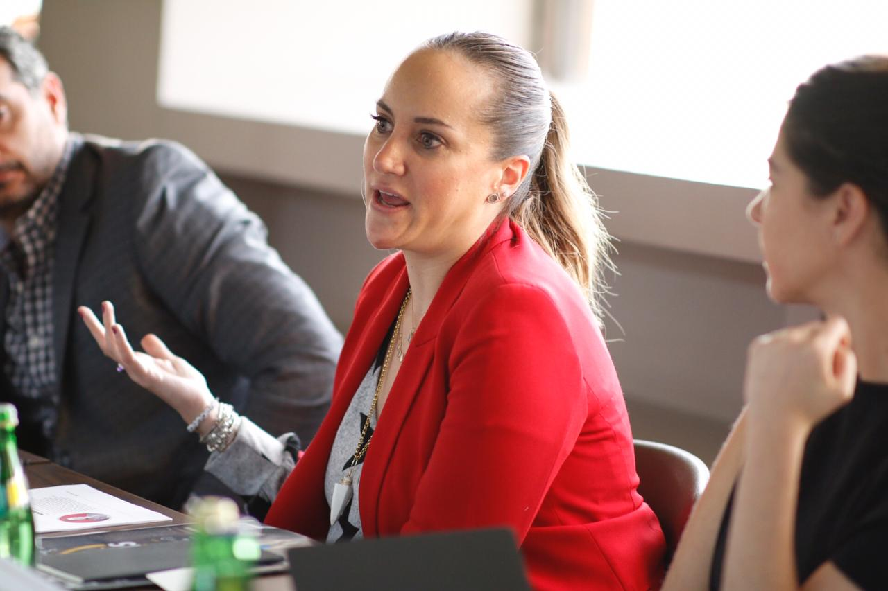 Alejandra Castillo Malo, marketing director de Lenovo