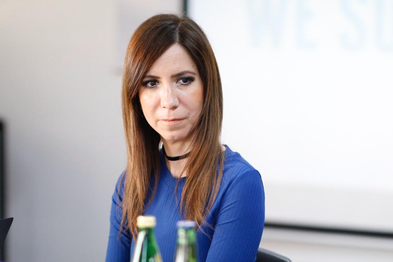 Karina Gil, head of marketing and communication de Hugo Boss
