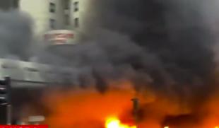 incendio Francia