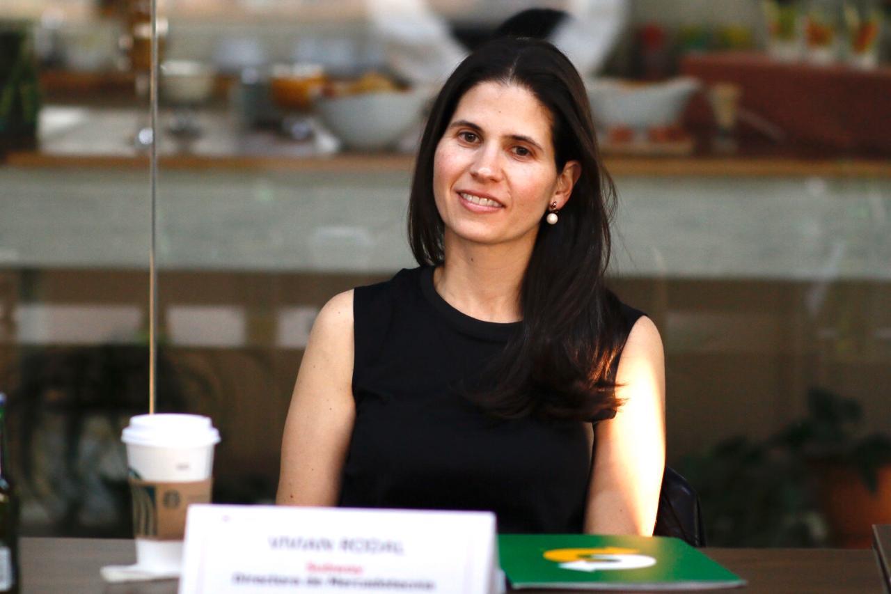 Vivian Rodal, directora de mercadotecnia para Subway México