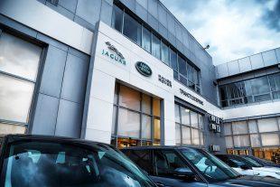 Punto de venta de Jaguar Land Rover