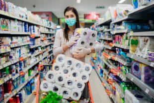 Compras de pánico según directivo de Walmart