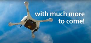 Delivery de UPS con drones