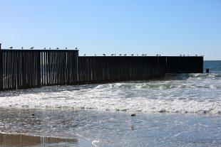 Frontera de Estados Unidos con México