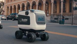 Delivery por medio de robots de Rappi