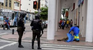 Fallecidos en Ecuador por COVID19