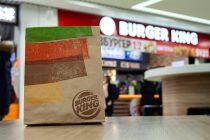 Burger King - mujer