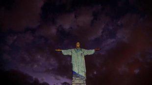 Video mapping en Brasil