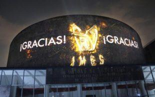 Mural en el IMSS