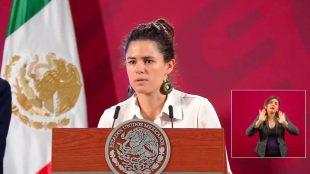 Luisa María Alcalde habla de empresas no esenciales