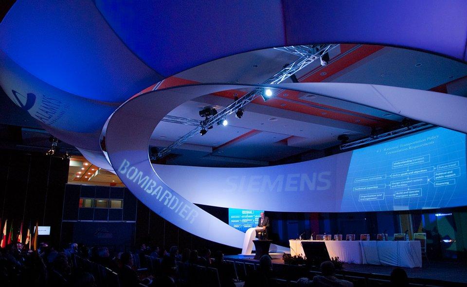 Convención ALAMYS (Asociación Latinoamericana de Metros y Subterráneos).