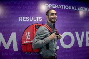 Rodrigo González, gerente de CRM en SinDelantal