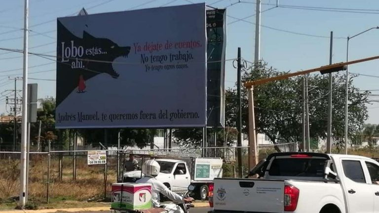 OOH criticado por Ricardo Monreal