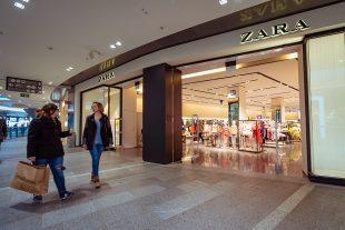 consumidores Zara
