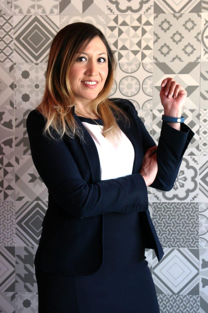 Lourdes Baeza, Directora de marketing de Logitech