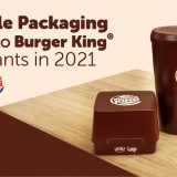 Burger King packaging