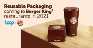 Burger King packaging