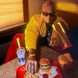 J Balvin McDonalds