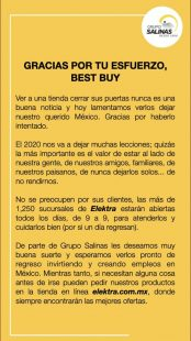 Grupo salinas Best Buy