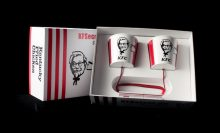 KFC - Sana distancia
