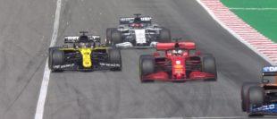 Zoom Fórmula 1