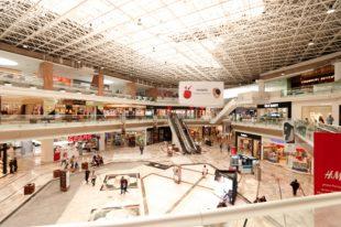Centros comerciales en CDMX