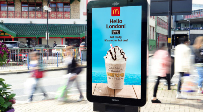 McDonald's Desayuno