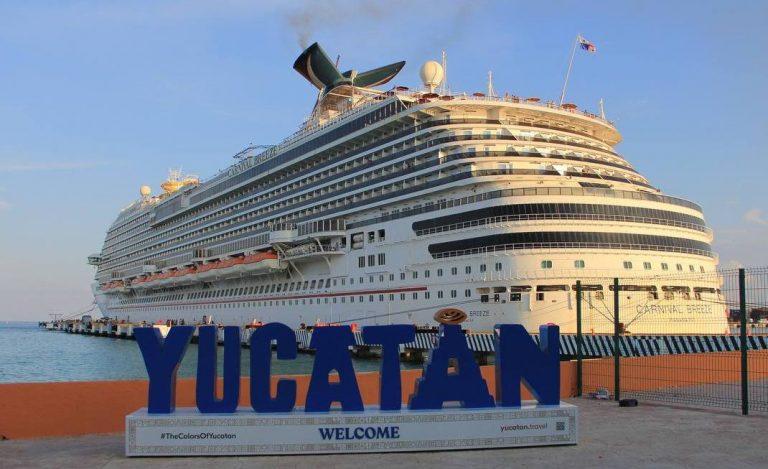 Cruceros vuelven a la actividad en México