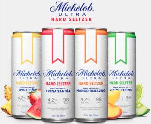 Michelob Ultra Hard Seltzer