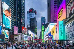 Nueva York exigirá prueba de vacunación para entrar en espacios cerrados