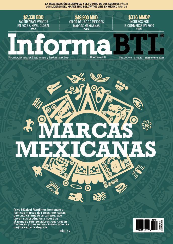 InformaBTL - Portada septiembre 2021